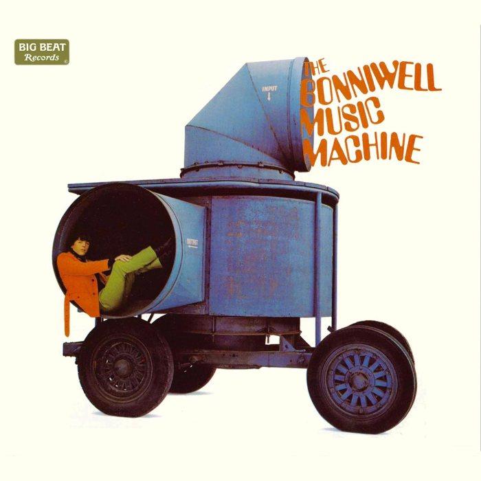 BONNIWELL M. MACHINE