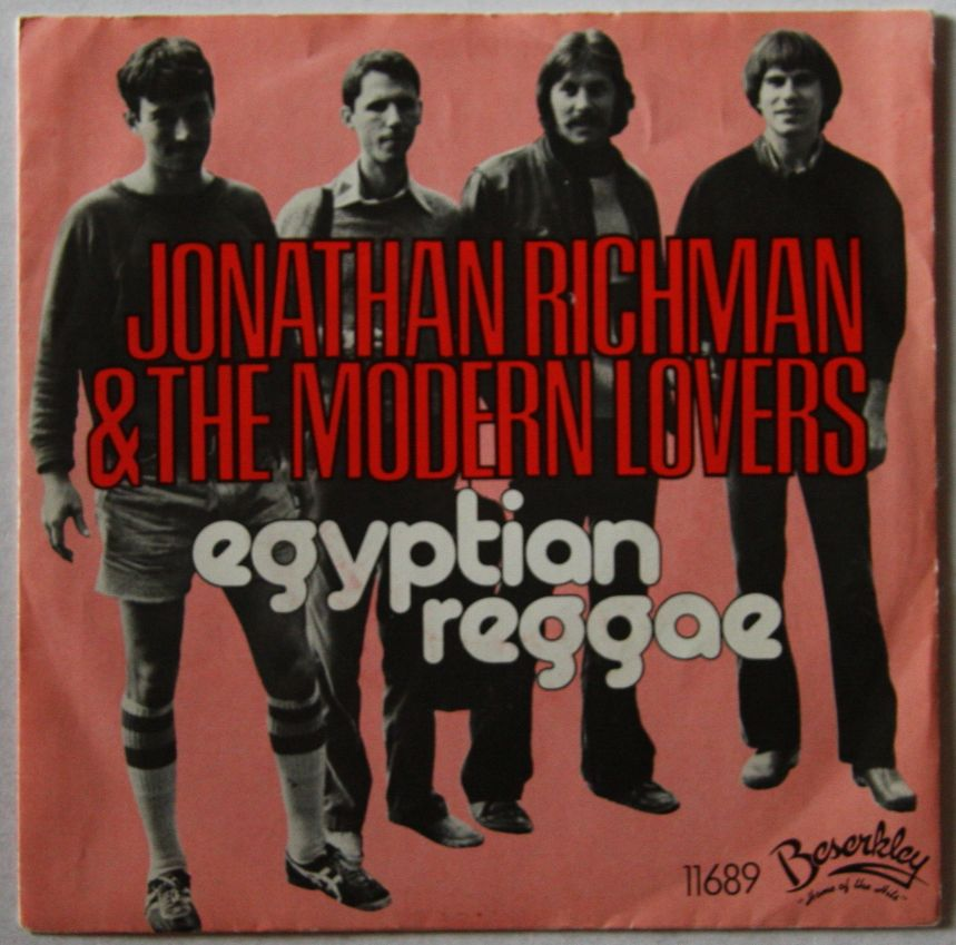 Jonathan Richman Egyptian Reggae Exclusive Remix